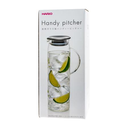 Hario Handy Pitcher Pearl White - Dzbanek 1000ml