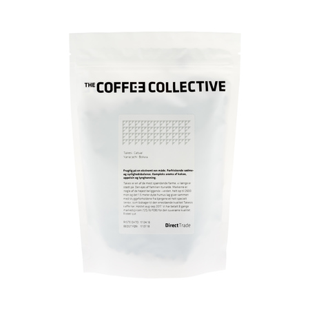 The Coffee Collective - Bolivia Takesi Catuai