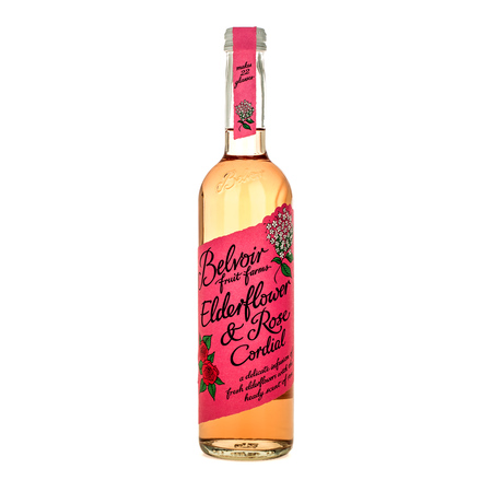 Belvoir Elderflower & Rose - Syrop 500 ml