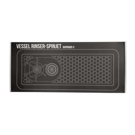Rhino Coffee Gear - Vessel Rinser Spinjet 600mm - Myjka Barowa