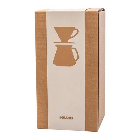 Hario zestaw V60 Dripper & Pot - drip + serwer + filtry