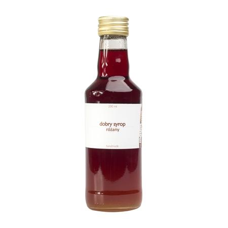 Mount Caramel Dobry Syrop - Różany 200 ml