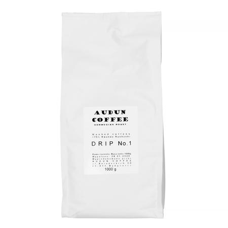 Audun Coffee - Drip no. 1 Rwanda Rushashi 1 kg