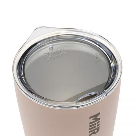 MiiR - Tumbler Pudrowy - Kubek 350 ml
