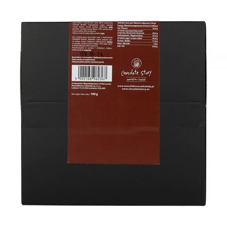 Manufaktura Czekolady - Czekolada Świąteczna - 44% Ziarno Kakao