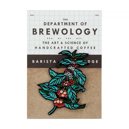Department of Brewology - Przypinka Coffee Branch