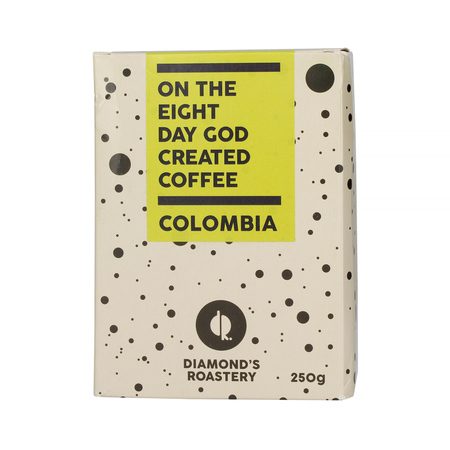 Diamonds Roastery - Colombia El Progresso Espresso