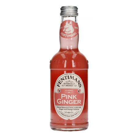 Fentimans Pink Ginger - Napój 275 ml