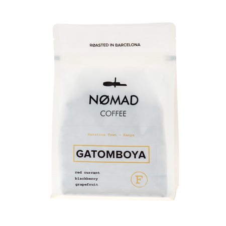 Nomad - Kenya Gatomboya Filter