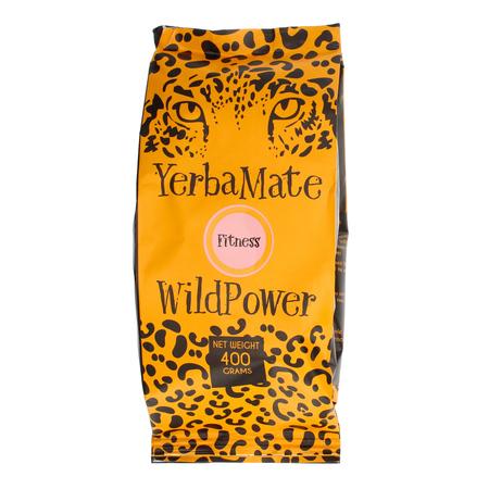 WildPower Fitness - yerba mate 400g