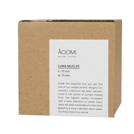 Aoomi - Luna Mug 05 - Kubek 160ml
