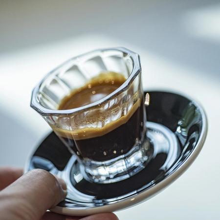 Loveramics Twisted Espresso Glass Szklanka do Espresso 70ml (outlet)