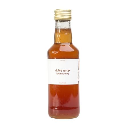 Mount Caramel Dobry Syrop - Lawendowy 200 ml