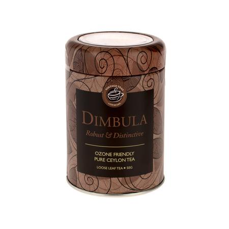 Vintage Teas Dimbula Black Tea - puszka 50g