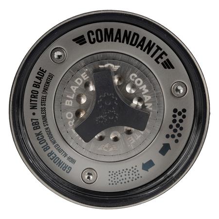 Młynek Comandante C40 MK3 Nitro Blade Burgundy