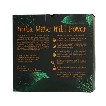 WildPower Zestaw Mate Wild Power