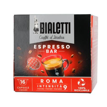 Bialetti - Roma - 16 Kapsułek