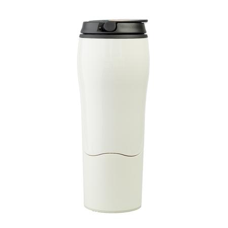 Mighty Mug GO Kremowy - Kubek 470 ml