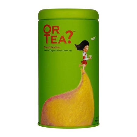 Or Tea? - Mount Feather - Herbata sypana - Puszka 75g