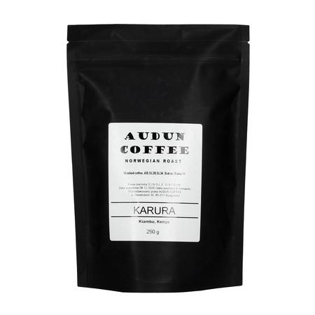 Audun Coffee - Kenya Kiambu Karura AB