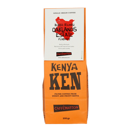 Caffenation - Kenya Oakland Estates PB