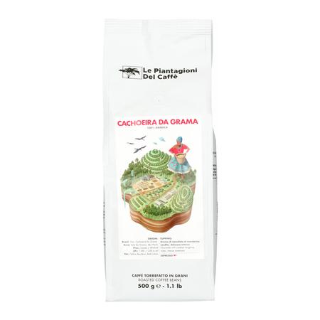 Le Piantagioni del Caffe - Brazil Fazenda Cachoeira Da Grama 500g