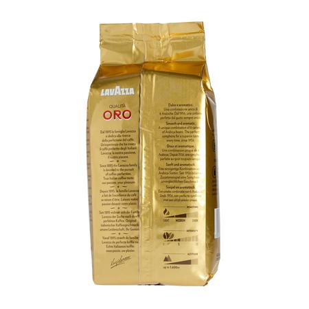 Lavazza Qualita Oro - Kawa ziarnista 500g