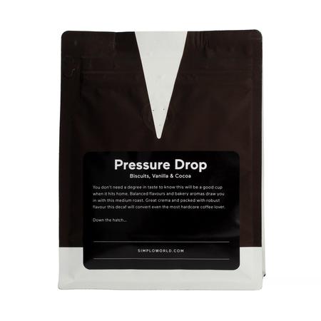 SIMPLo - Brazylia Pressure Drop Espresso - Kawa bezkofeinowa