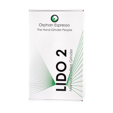 Orphan Espresso LIDO 2 Coffee Grinder - Młynek ręczny