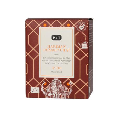 Paper & Tea - Hariman Classic Chai - 15 saszetek