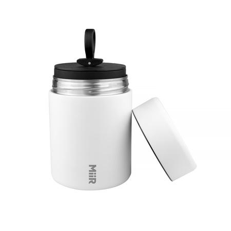 MiiR - Coffee Canister Biały - Pojemnik na kawę