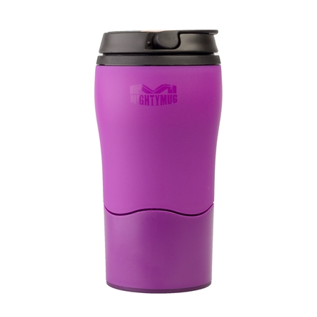 Mighty Mug SOLO Fioletowy - Kubek 325 ml