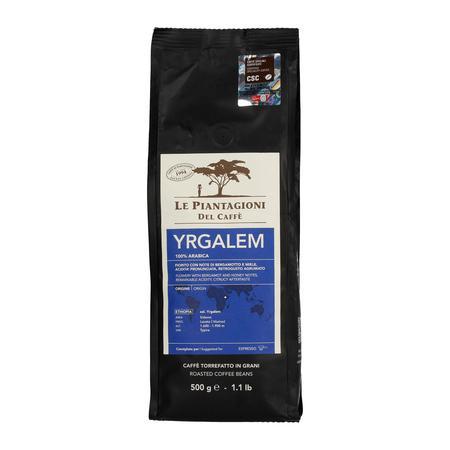 Le Piantagioni del Caffe - Etiopia Yrgalem 500g
