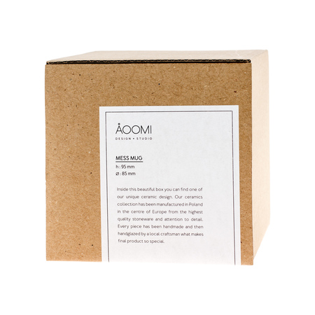 AOOMI - Mess Mug 02 - Kubek 330 ml