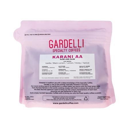 Gardelli Specialty Coffees - Kenya Karani AA