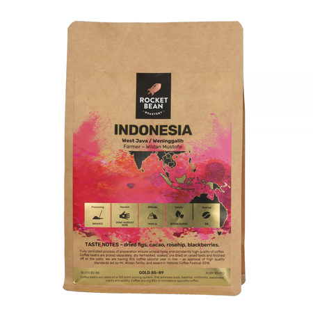 Rocket Bean - Indonesia Frinsa Ateng Super