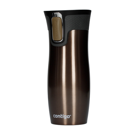 Contigo West Loop 2.0 Latte - Kubek Termiczny 470 ml