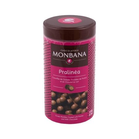Monbana praliny w mlecznej czekoladzie - Pralinea