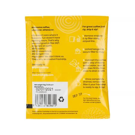 Freshdrip - Yellow Colombia Full-Strength - 1 saszetka