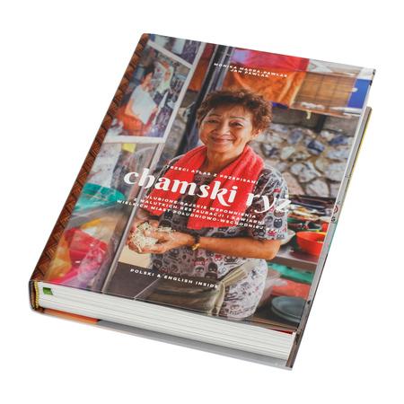 Chamski ryż. Trzeci atlas z przepisami - Monika Mądra-Pawlak i Jan Pawlak