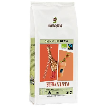 Johan & Nyström - Buena Vista Fairtrade 500g (outlet)