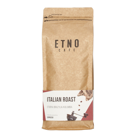 Etno Cafe - Italian Roast 1kg