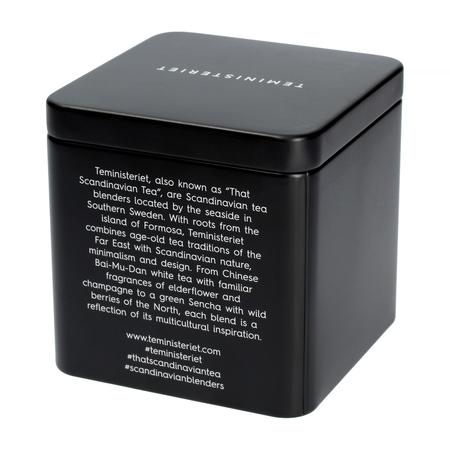 Teministeriet - 531 Black Vanilla Chai - Herbata Sypana 100g