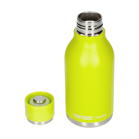 Asobu Urban Water Bottle 460ml Lime (outlet)