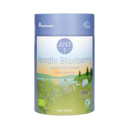 Just T - Nordic Blueberry - Herbata sypana 125g