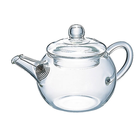 Hario Asian Teapot Round 180ml - czajniczek do zaparzania