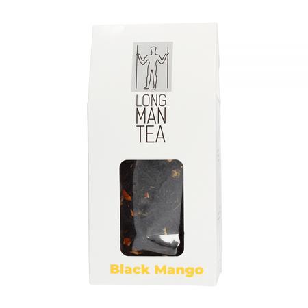 Long Man Tea - Black Mango - Herbata sypana - 80g
