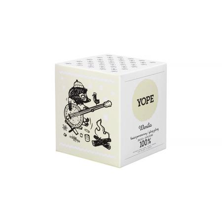 YOPE - Świeca zapachowa wanilia