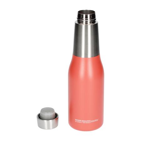 Asobu - Oasis Water Bottle Brzoskwiniowy - Butelka termiczna 600 ml