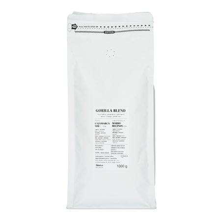 Hard Beans - Gorilla Blend Peru + Gwatemala Espresso 1kg